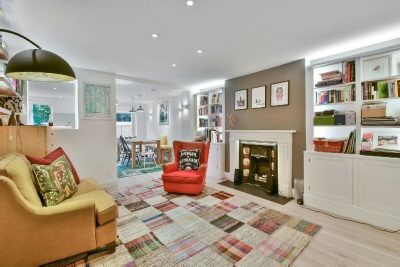 HAZELLVILLE ROAD  Whitehall Park N19 3NA, London - £800,000